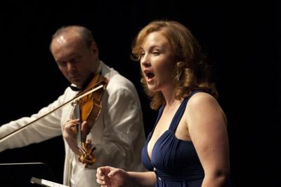 Sasha Cooke and Paul Neubauer-Ashley Pinnell