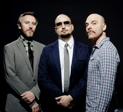 The Bad Plus, photo by Cameron Wittig