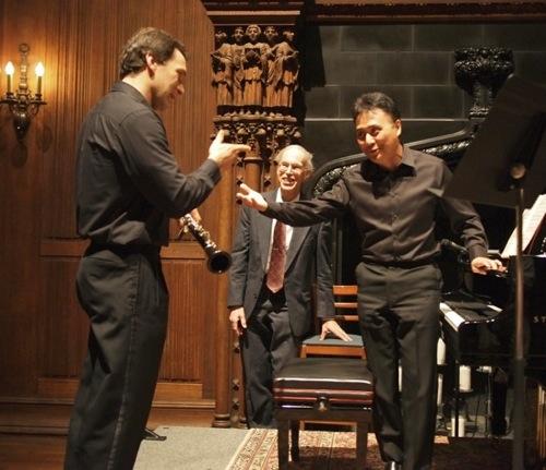 Jon Mannase and Jon Nakamatsu- photo by Marie-Jose Durquet