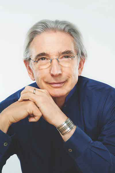 Michael Tilson Thomas- photo by Spencer Lowell